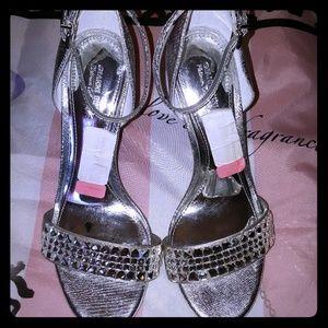 Gianni bini platinum collection heels